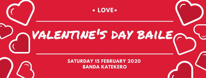 Valentine's Day Baile