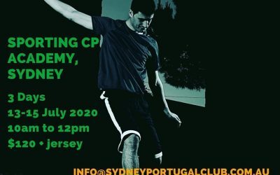 Sporting CP Academy – Holiday Camp